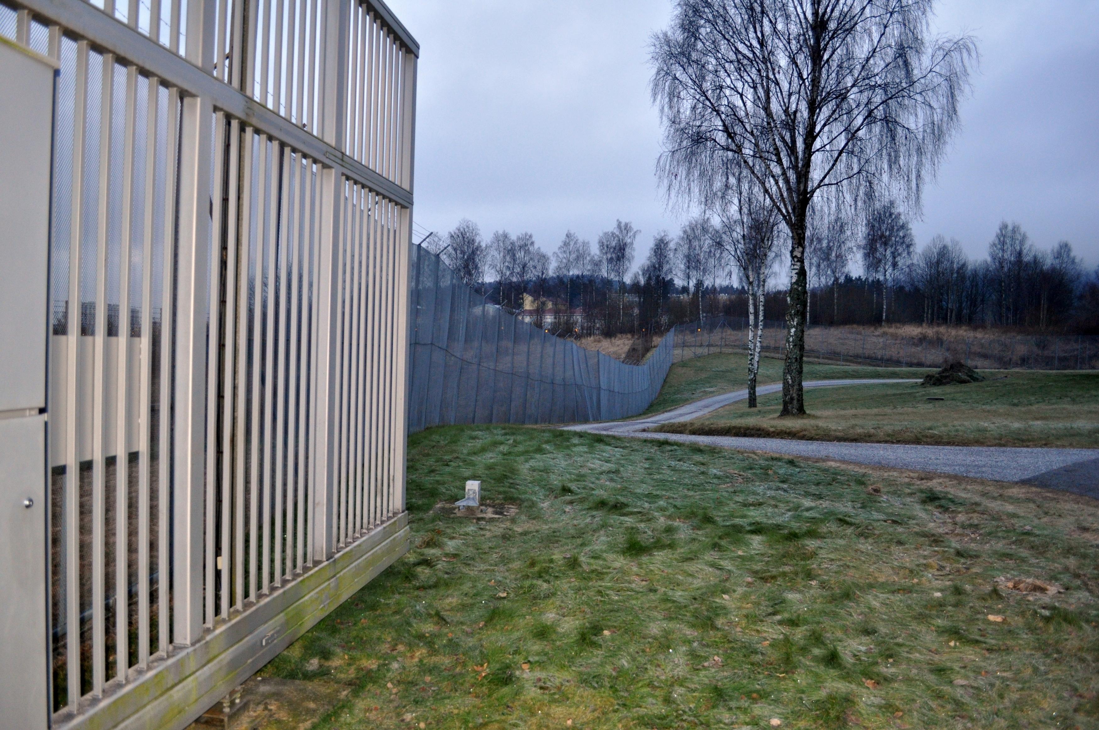 Тюрьма есть тюрьма. Фото: Алексей Рэдфорд