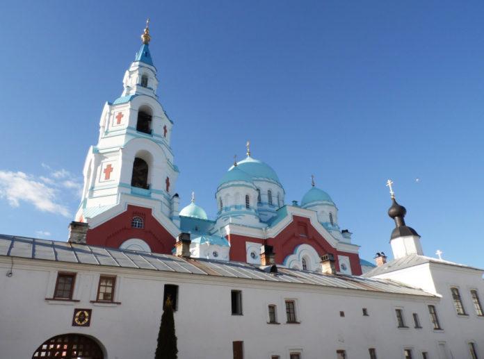 Валаамский монастырь. Фото: Алексей Владимиров