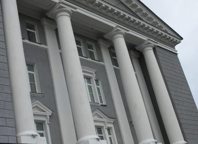 Министерство внутренних дел Карелии. Фото: Валерий Поташов
