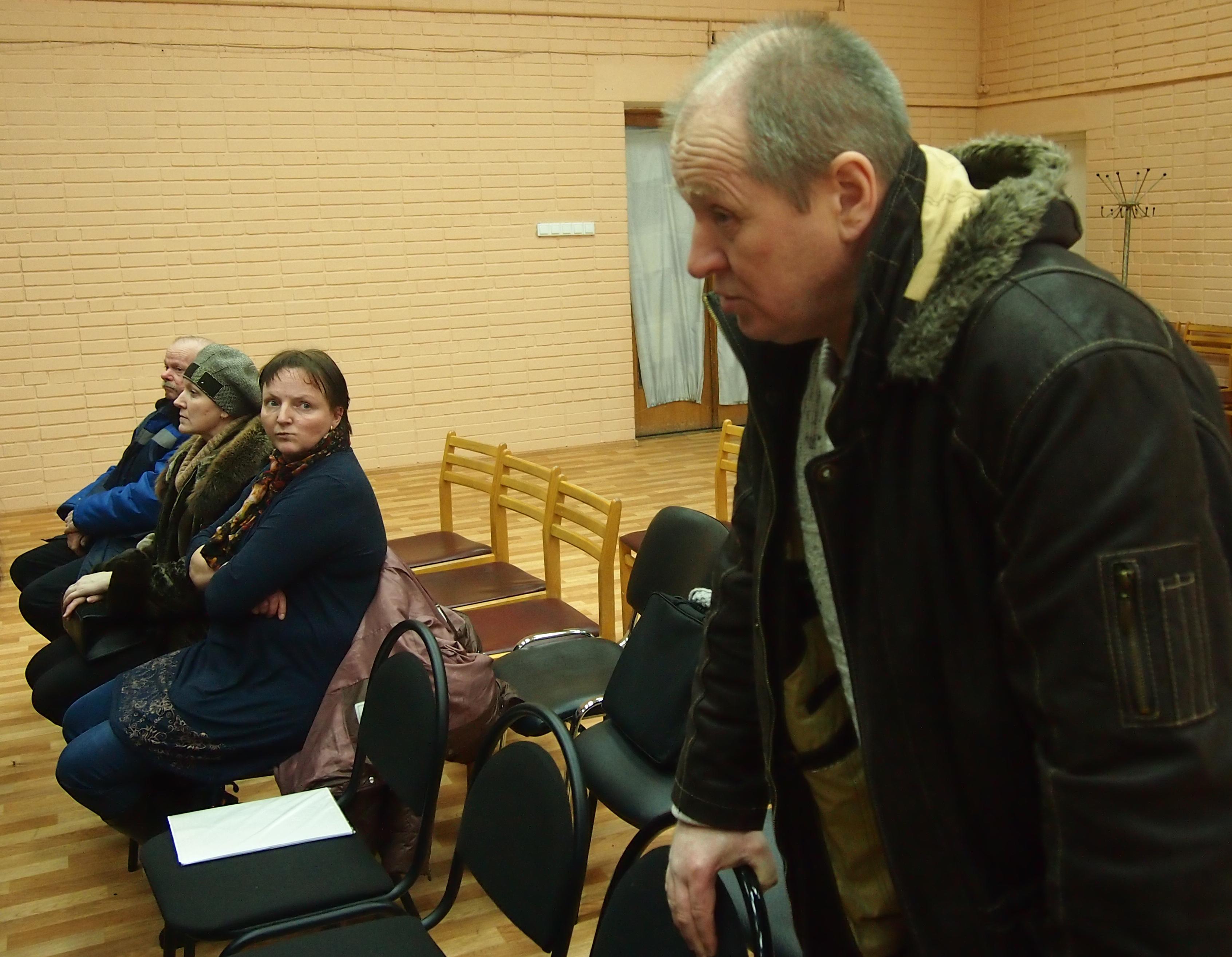 Михаил Зензин. Фото: Валерий Поташов