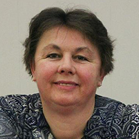 Валентина Сукотова, председатель КРОО «Заонежье»