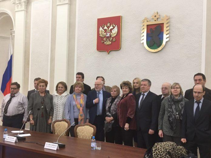 Выездное заседание Совета по правам человека при Президенте РФ