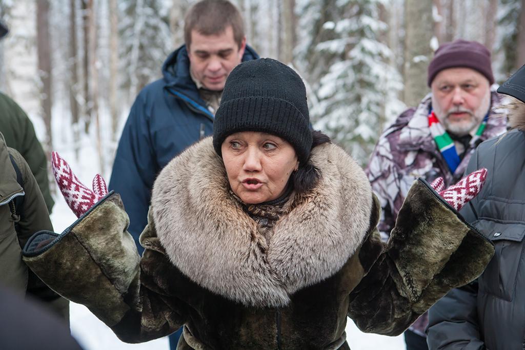 Наталья Евдокимова. Фото: Игорь Подгорный
