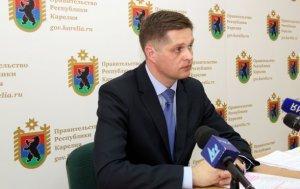 Бывший председатель комитета по управлению госимуществом Карелии Денис Косарев. Фото: gov.karelia.ru