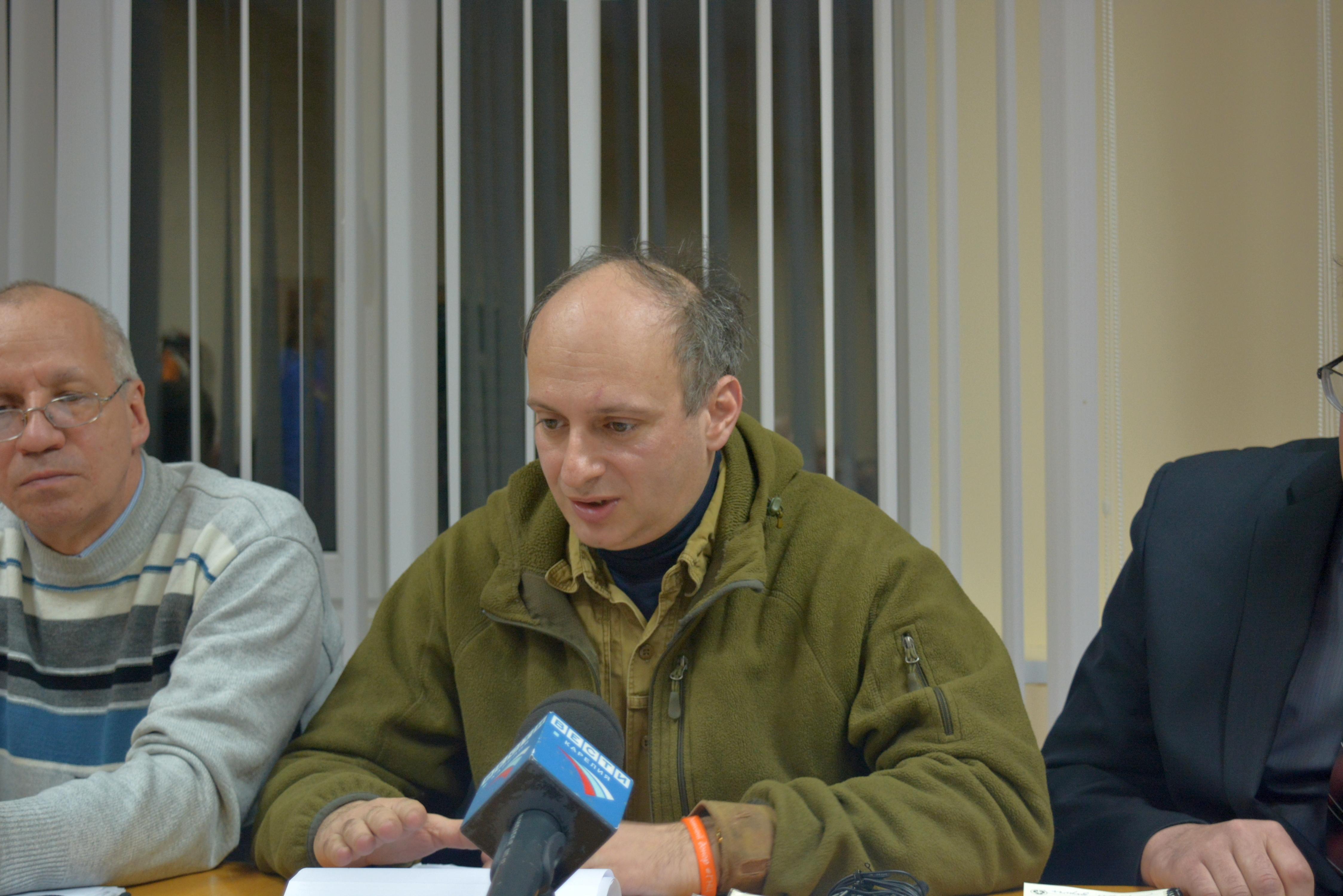 Михаил Крейндлин. Фото: Алексей Владимиров