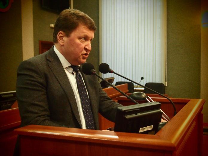 Министр экономического развития и промышленности Карелии Олег Арминен покидает свой пост и уходит директорствовать в