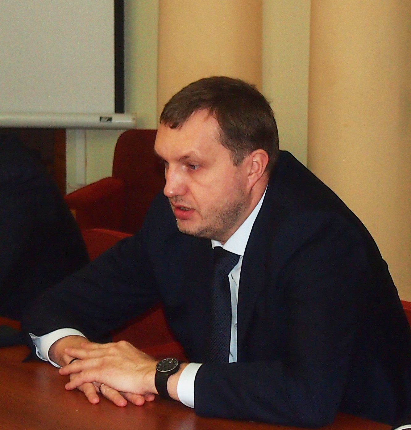 Сергей Помелов. Фото: Валерий Поташов