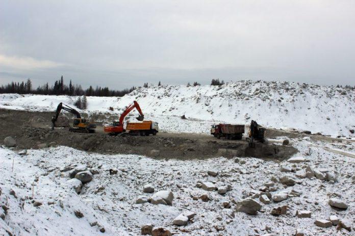 Строительство малых ГЭС на Белом пороге реки Кеми - один из крупнейших инвестиционных проектов в Карелии. Фото: kcm.onego.ru