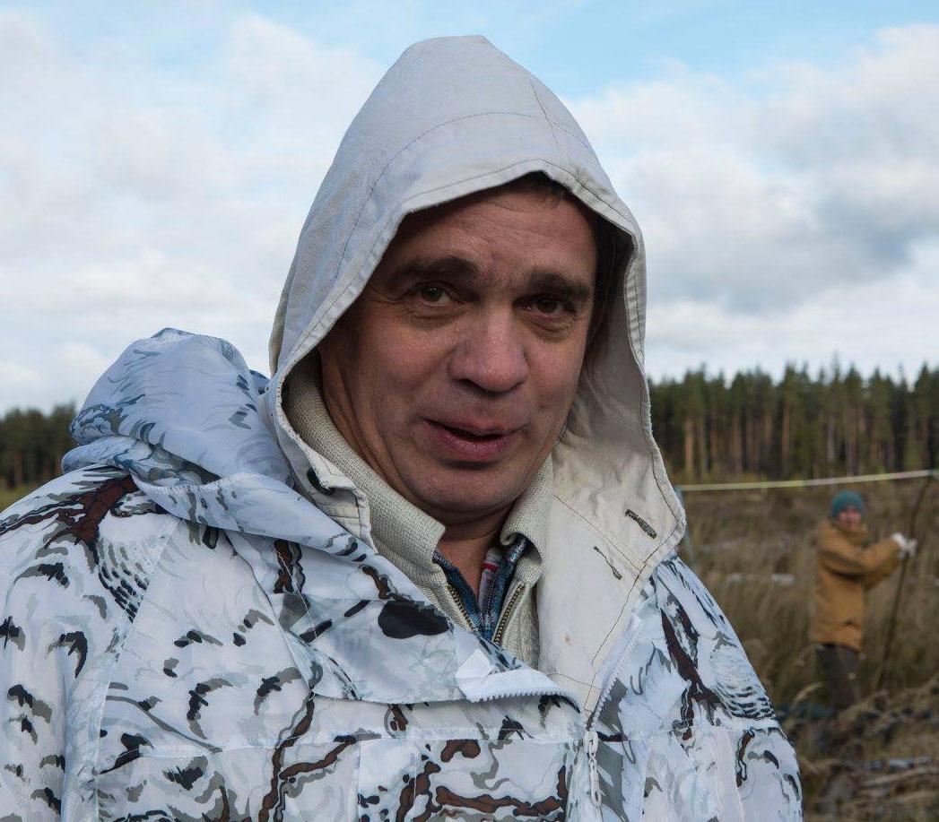 Руководитель Лесного отдела Гринпис России Алексей Ярошенко. Фото из личного архива