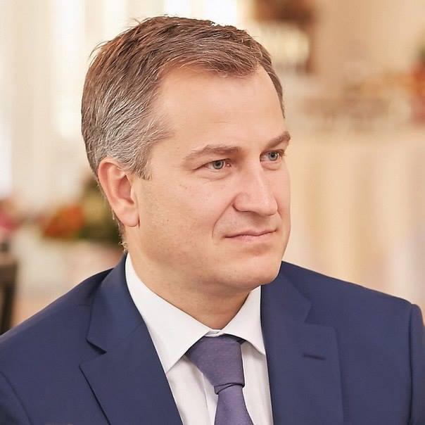 Новый вице-губернатор Карелии Александр Чепик. Фото со страницы Чепика в социальной сети Facebook