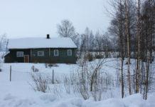Дом семьи Кивелевых в Эссойле. Фото: Кристина Перешивалова