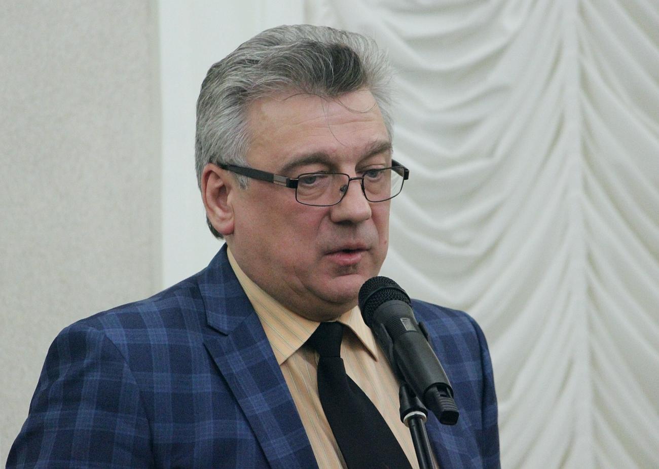 Бывший председатель Госкомтранса Карелии Виктор Дроздов. Фото: Сергей Мятухин