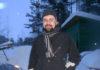 Житель Карелии Евгений Куликов объявил голодовку в знако протеста против нарушения прав их семьи при расселении аварийного жилья. Фото из личного архива