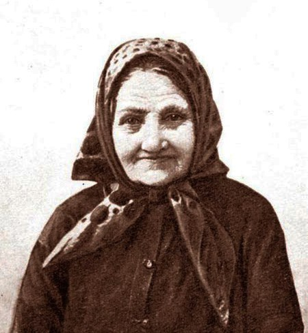 Заонежская сказательница Ирина Федосова. Фото: museum.ru