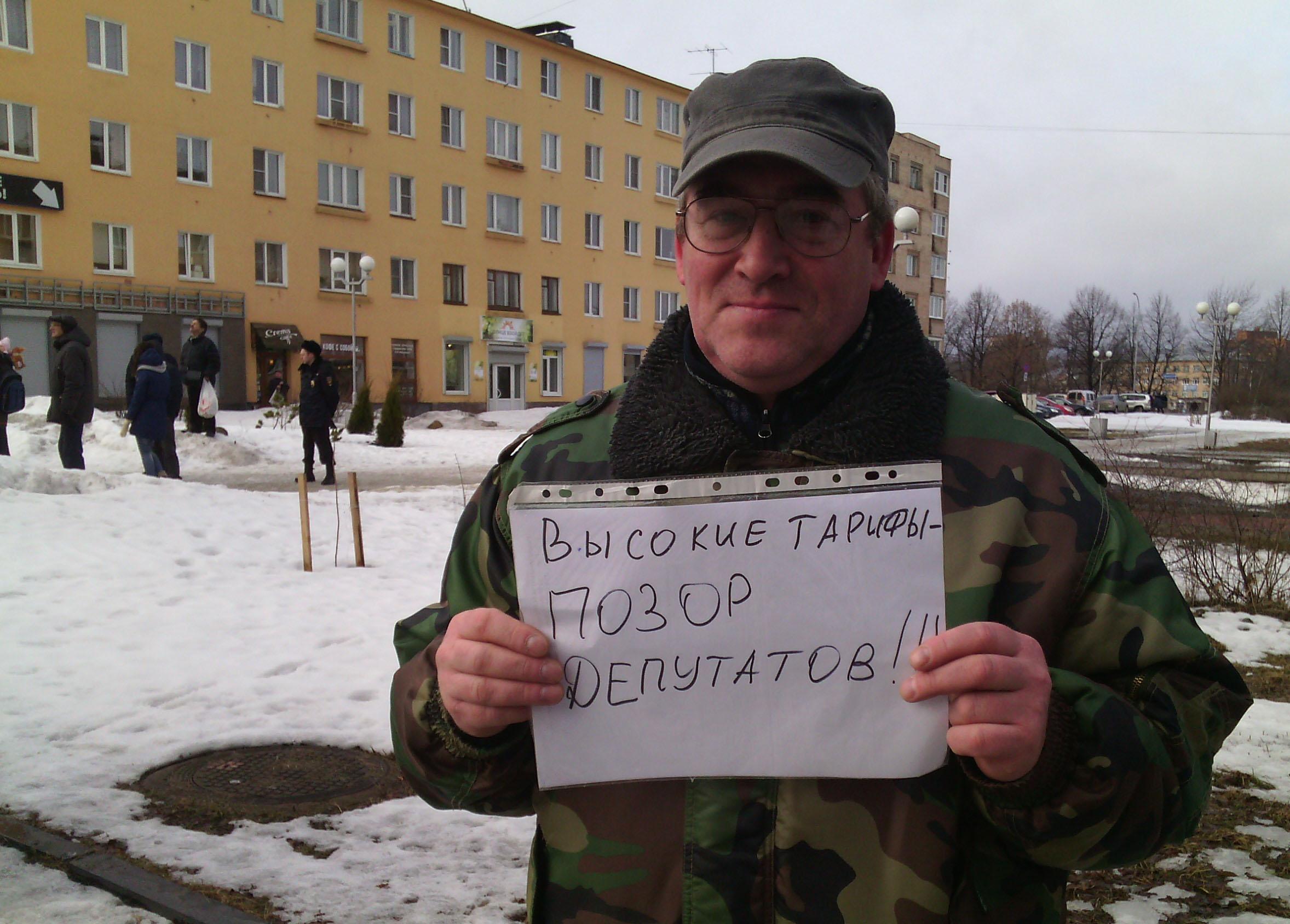 Игорь Аблоухов. Фото: Валерий Поташов
