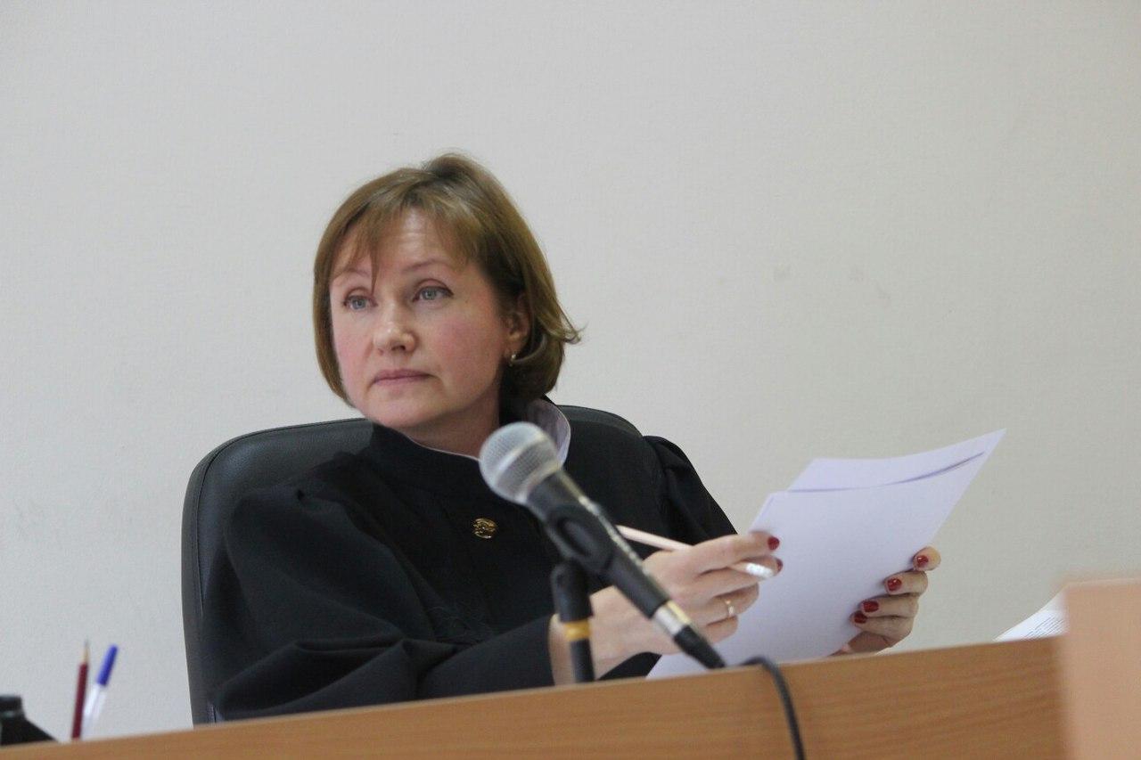 Судья Ирина Гадючко. Фото: Сергей Мятухин
