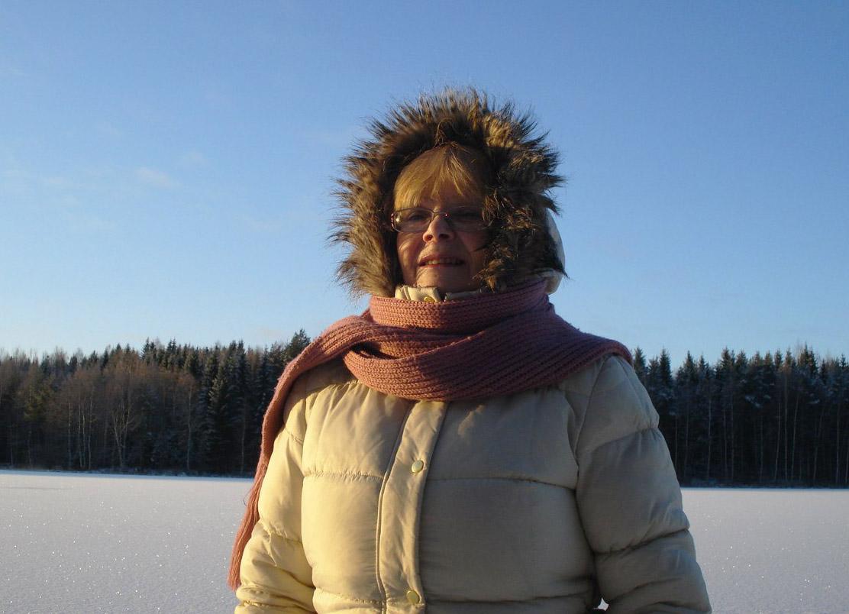 Лариса Куликова. Фото из личного архива