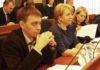 """Фракция """"Яблоко"""" в парламенте Карелии. Фото: Валерий Поташов"""