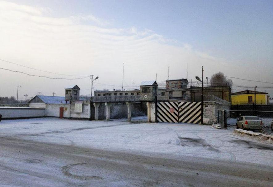 Исправительная колония в Сегеже, где отбывал наказание Ильдар Дадин. Фото: Алексей Владимиров