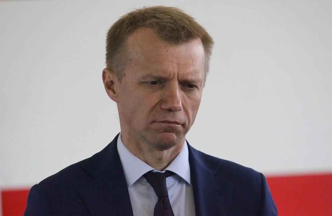Вице-премьер Карелии Игорь Ширшов. Фото: Сергей Мятухин