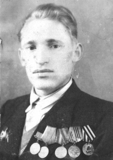 Фронтовик Иван Кивелев. Фото из семейного архива