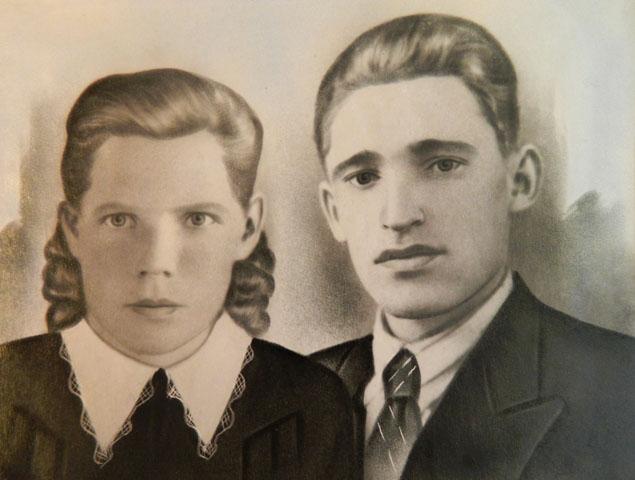 Ольга и и Иван Кивелевы. Фото из семейного архива