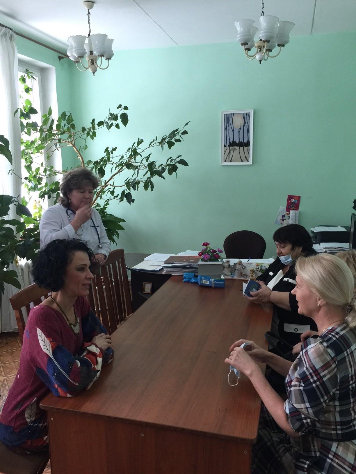 На заседании Общественного экспертного совета при детском омбудсмене Карелии. Фото: deti.gov.ru