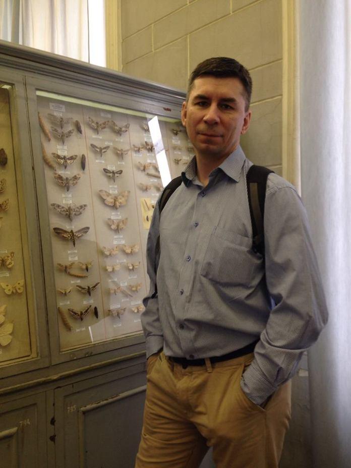Денис Орлов. Фото: vk.com