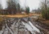 Типичная дорога в карельской глубинке. Фото: vk.com