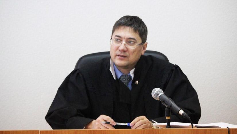 Судья Хромых. Фото: semnasem.ru
