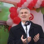 Врио главы Карелии Артур Парфенчиков. Фото: Черника