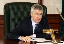 Новый руководитель Карелии Артур Парфенчиков. Фото: Илона Радкевич