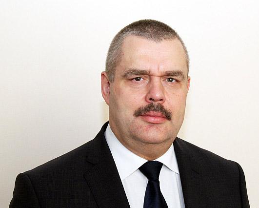 Новый вице-губернатор по региональной политике Владимир Любарский. Фото: gov.karelia.ru