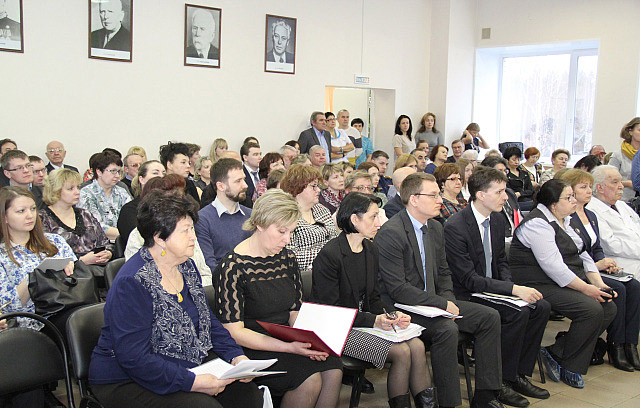 На заседании коллегии. Фото: gov.karelia.ru