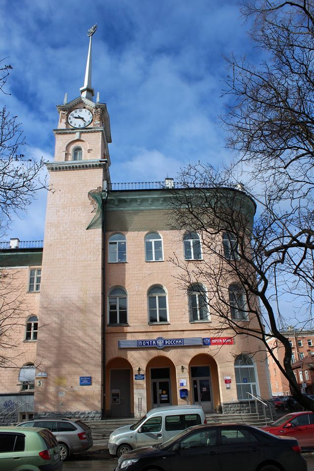 Дом связи в Петрозаводске - один из самых узнаваемых архитектурных символов карельской столицы. Фото: Валерий Поташов