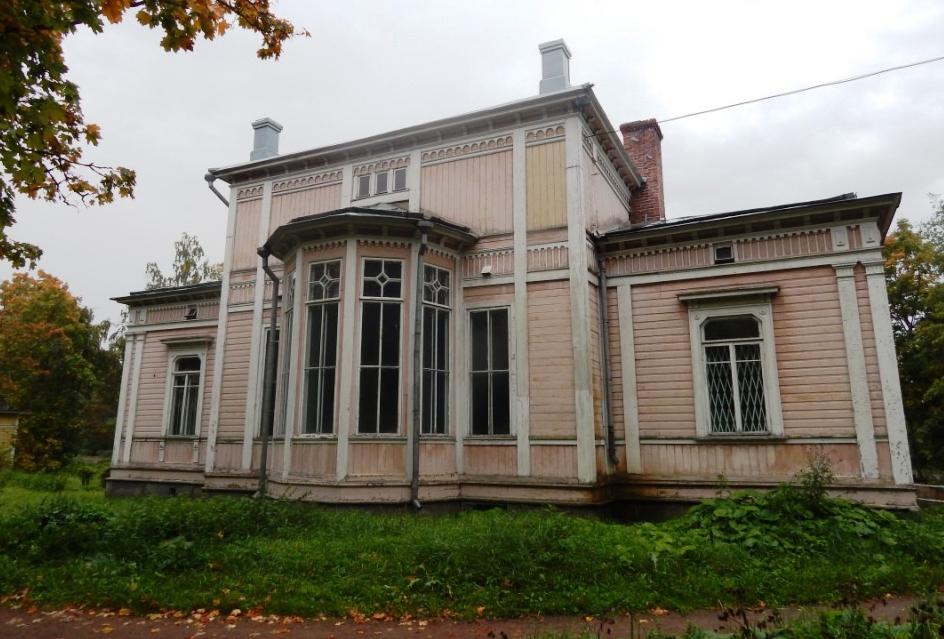 Бывшее здание ратуши в Сортавале. Фото: рк-сортавала.рф