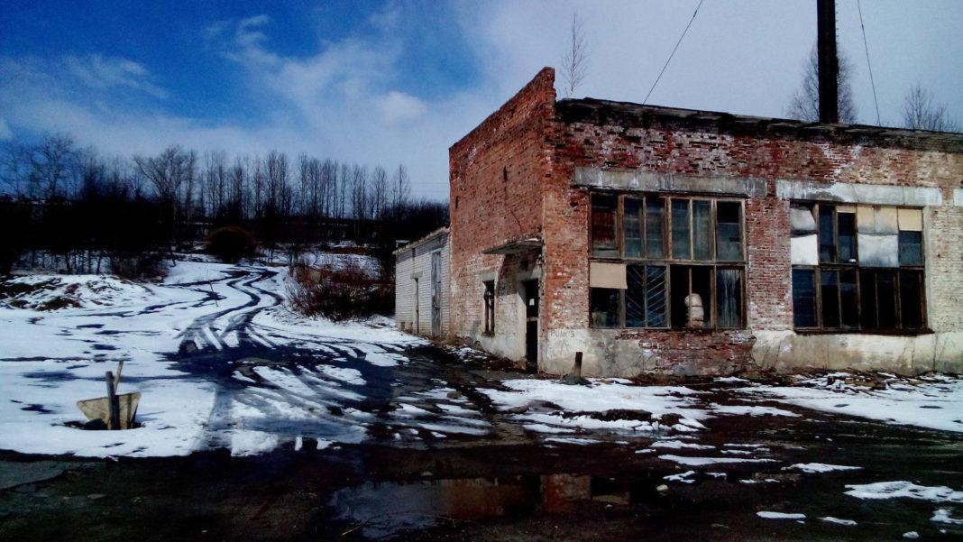 Так выглядит сегодня бывшая территория Петрозаводского комбината благоустройства. Фото: Татьяна Смирнова