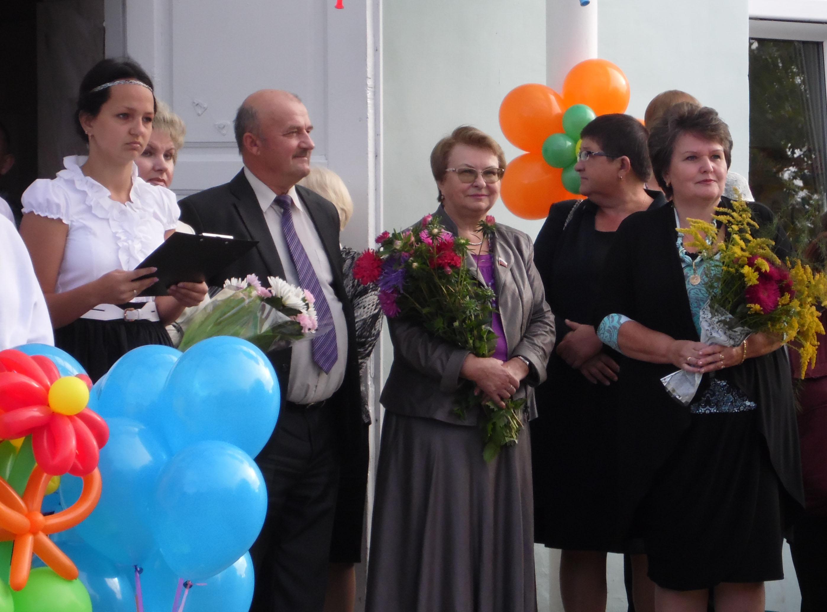 Учебный год так хорошо начинался. Фото: Алексей Владимиров