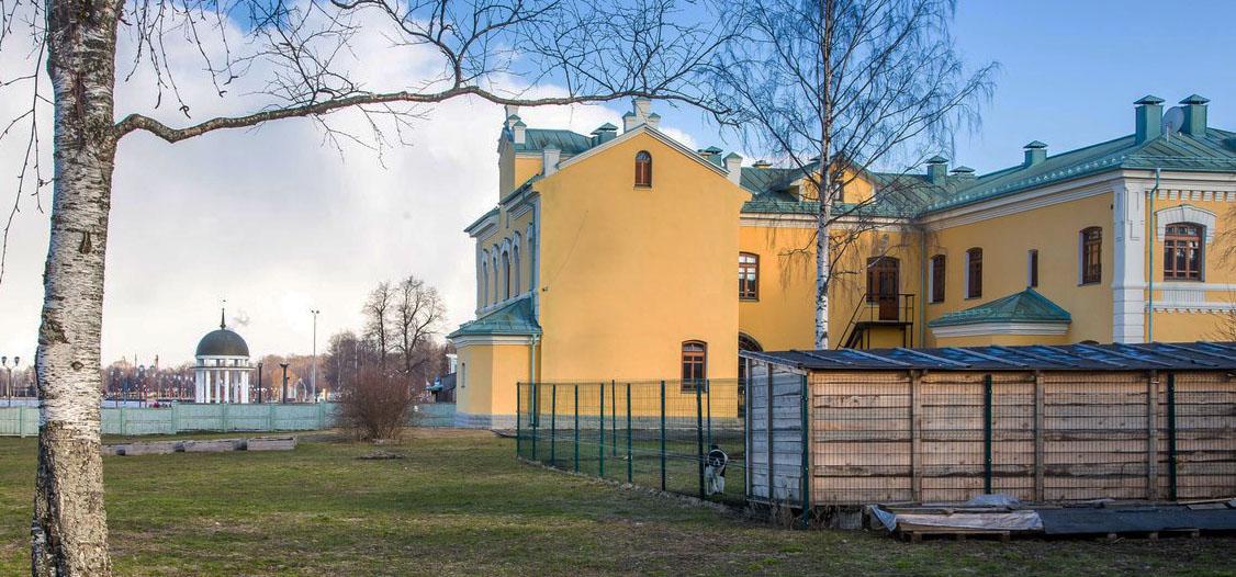 Теперь это имущество религиозного назначения. Фото: Дмитрий Беленихин