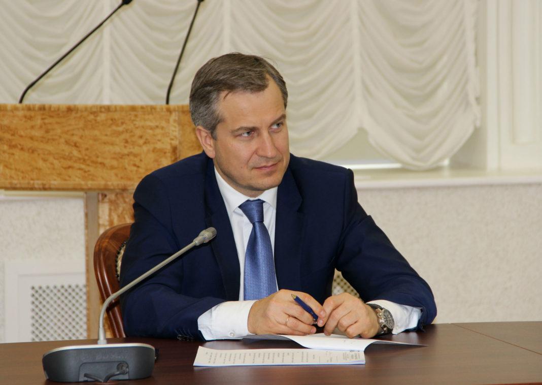Премьер-министр Карелии Александр Чепик. Фото: Илона Радкевич