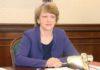 Экс-министр финансов Ирина Ахокас. Фото: Минфин Карелии