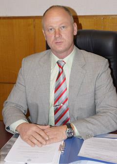 Мэр Сортавалы Сергей Крупин. Фото c сайта городской администрации
