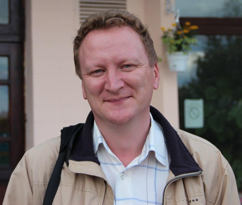 Александр Степанов. Фото: facebook.com