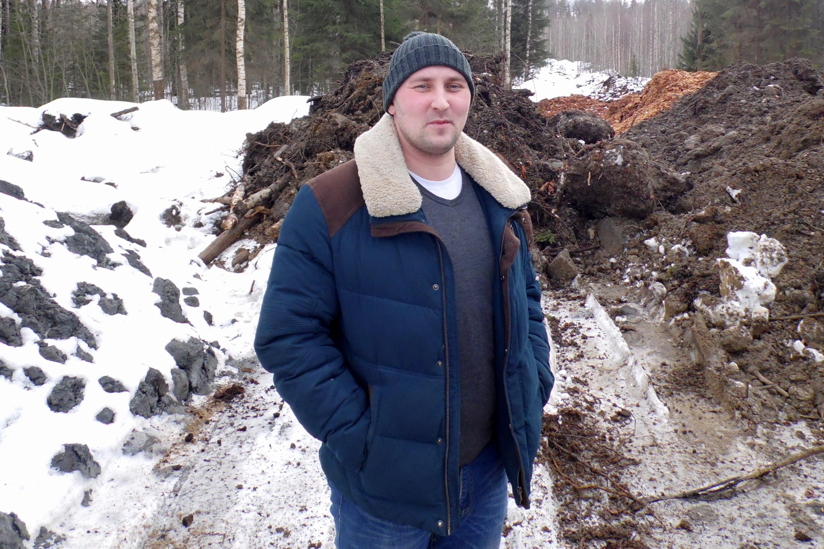 Господин Захаров - человек известный в определенных кругах. Фото: Алексей Владимиров