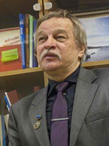 Анатолий Разумов. Фото: Российская национальная библиотека