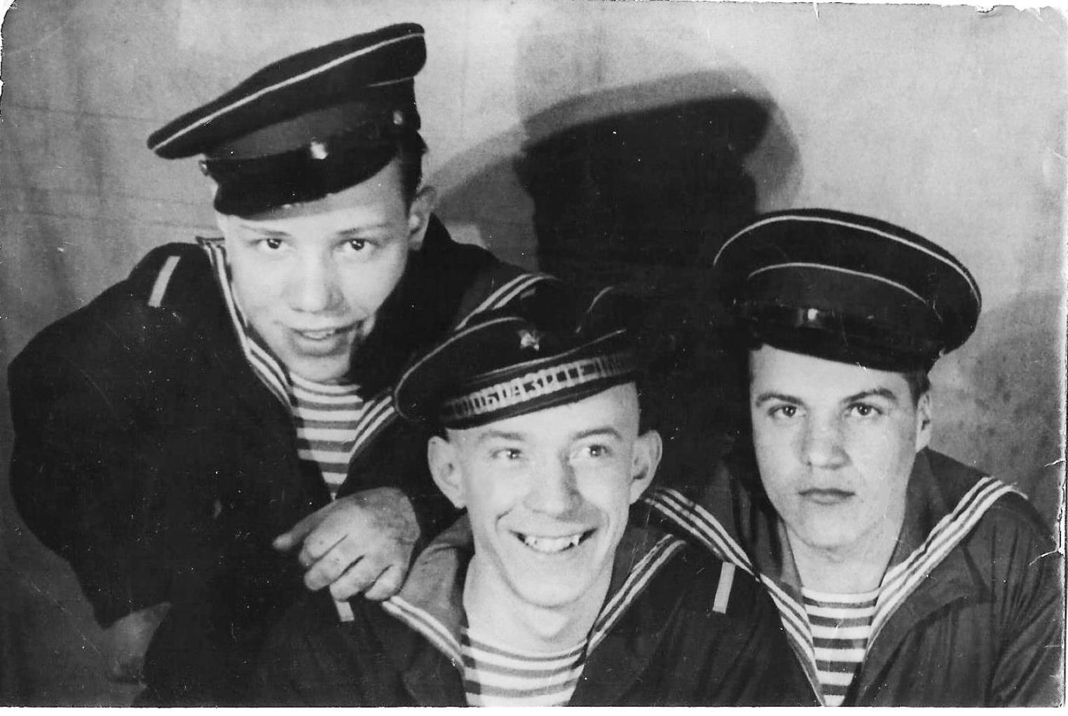 Фото из архива Людмилы Баулиной
