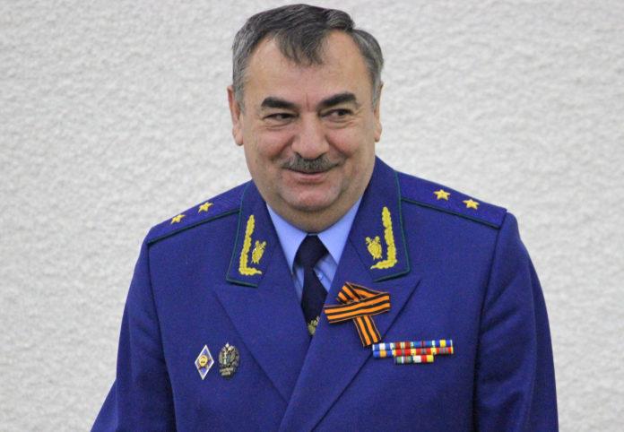Прокурор Республики Карелии Карен Габриелян. Фото: Черника