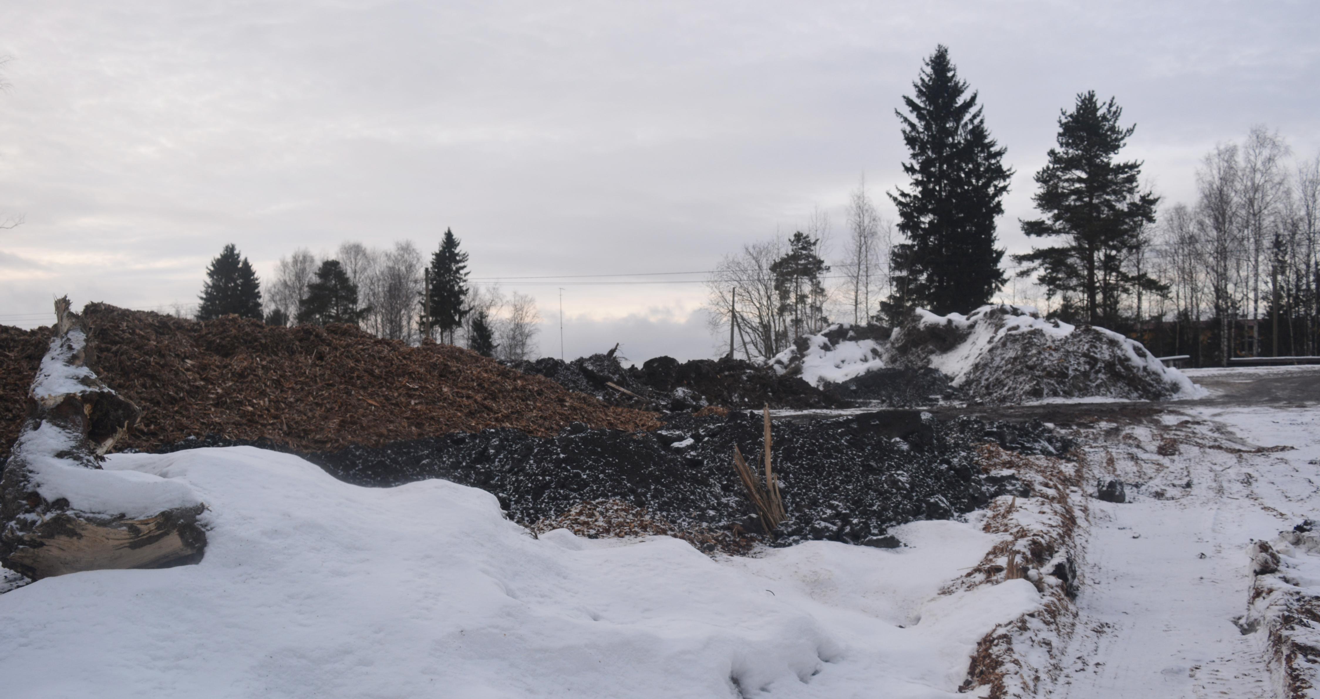 """Что это как не """"серый"""" мусорный полигон? Фото: Алексей Владимиров"""