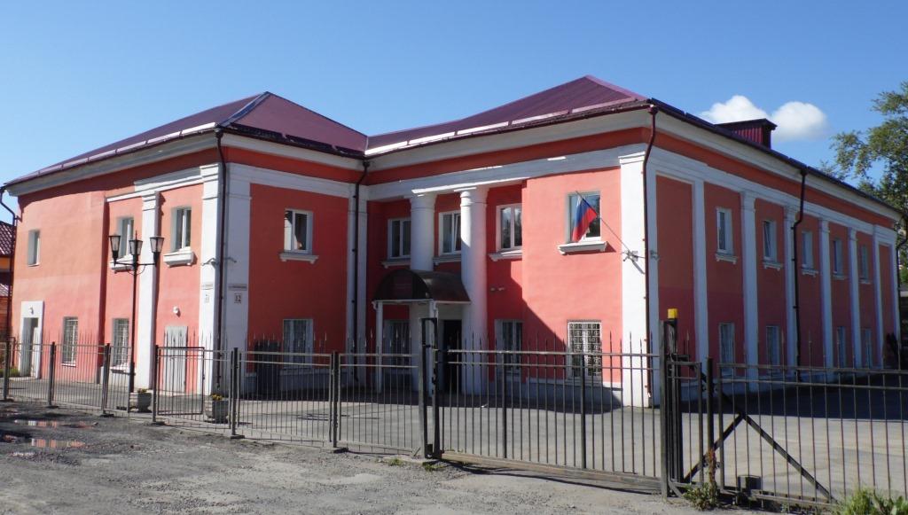 Кондопожский суд. Фото: Алексей Владимиров