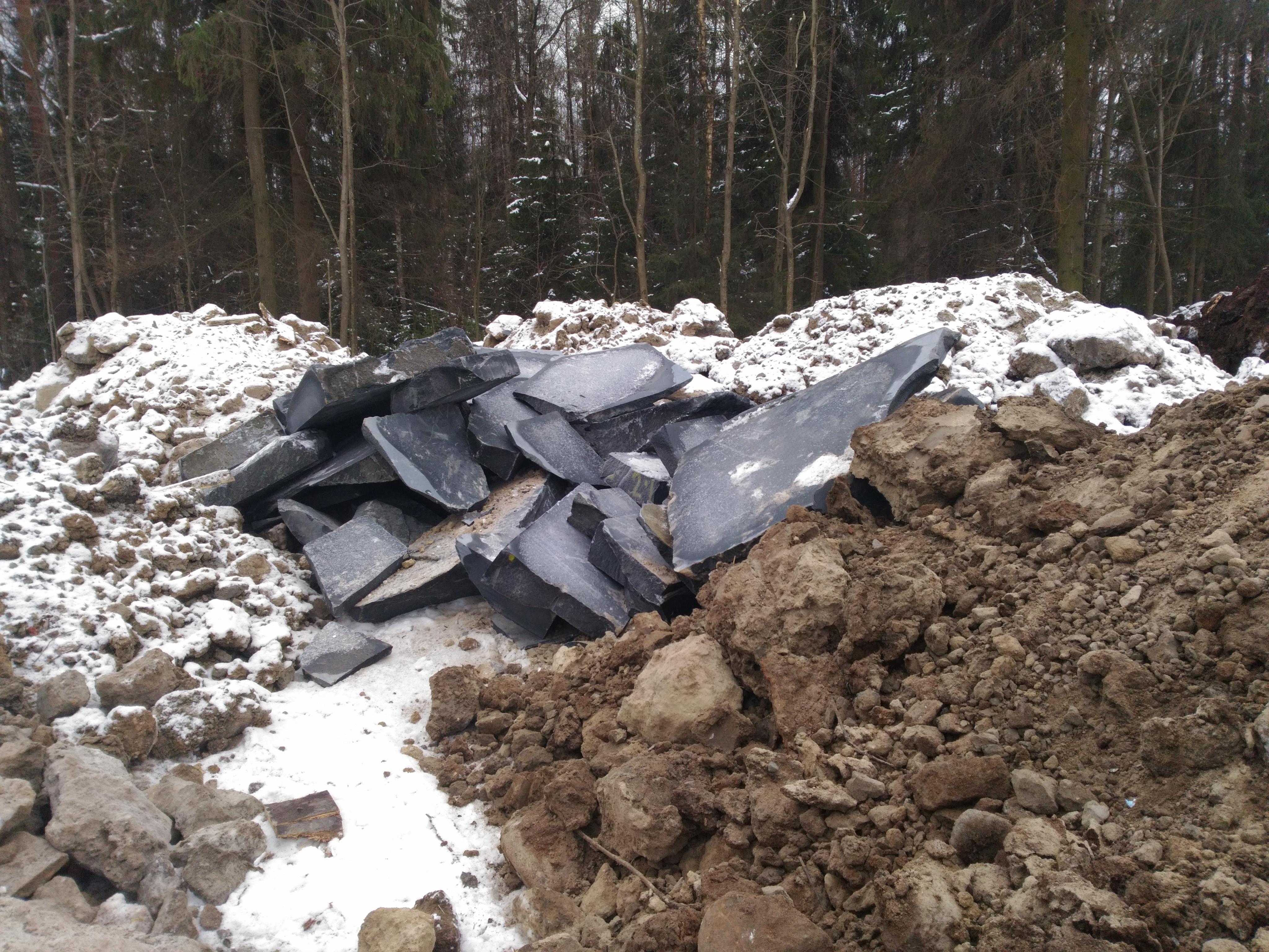 Глава поселения мешает незаконной утилизации строительного и бытового мусора? Фото: Алексей Владимиров